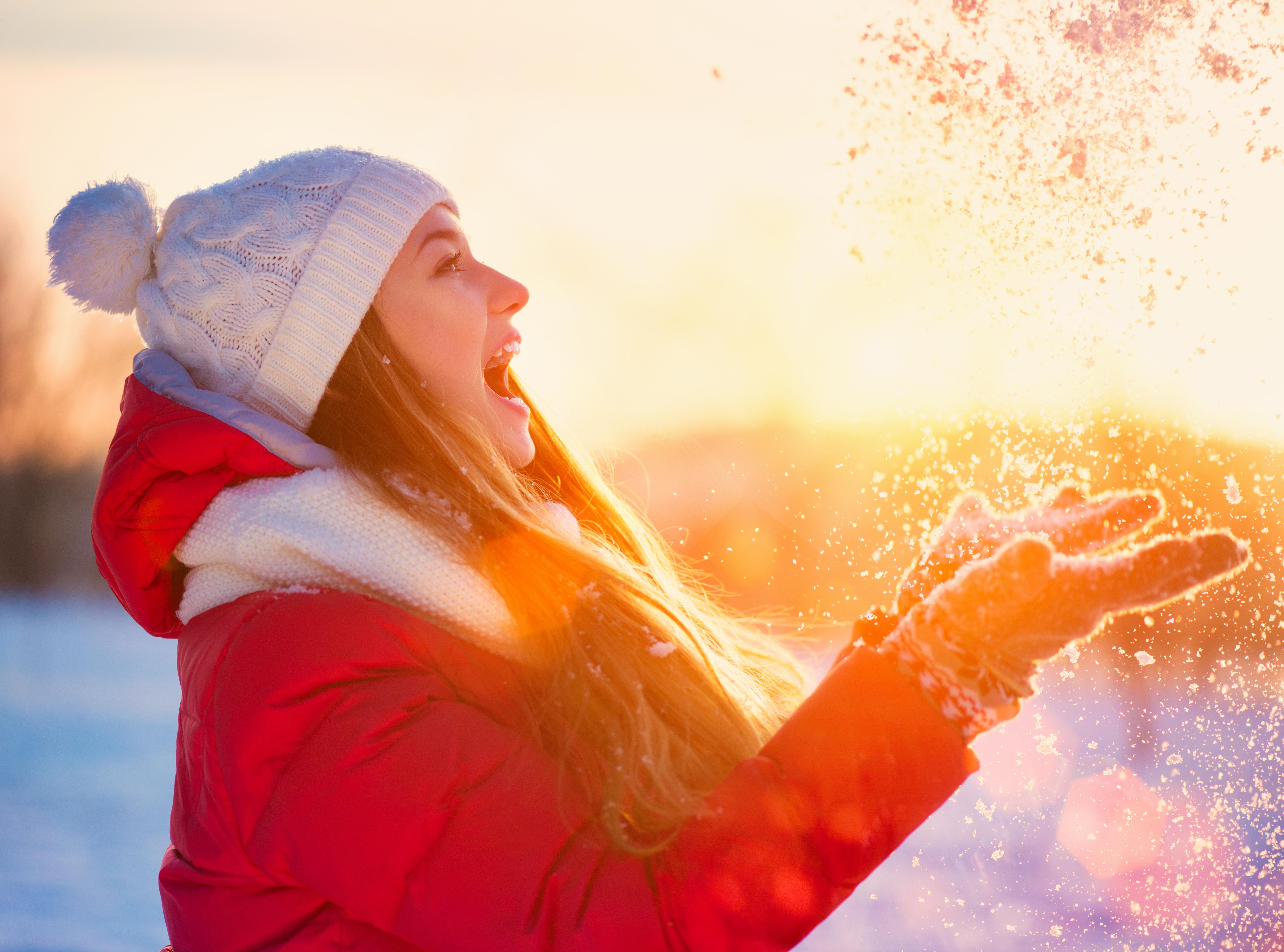 Positiver pour être heureux