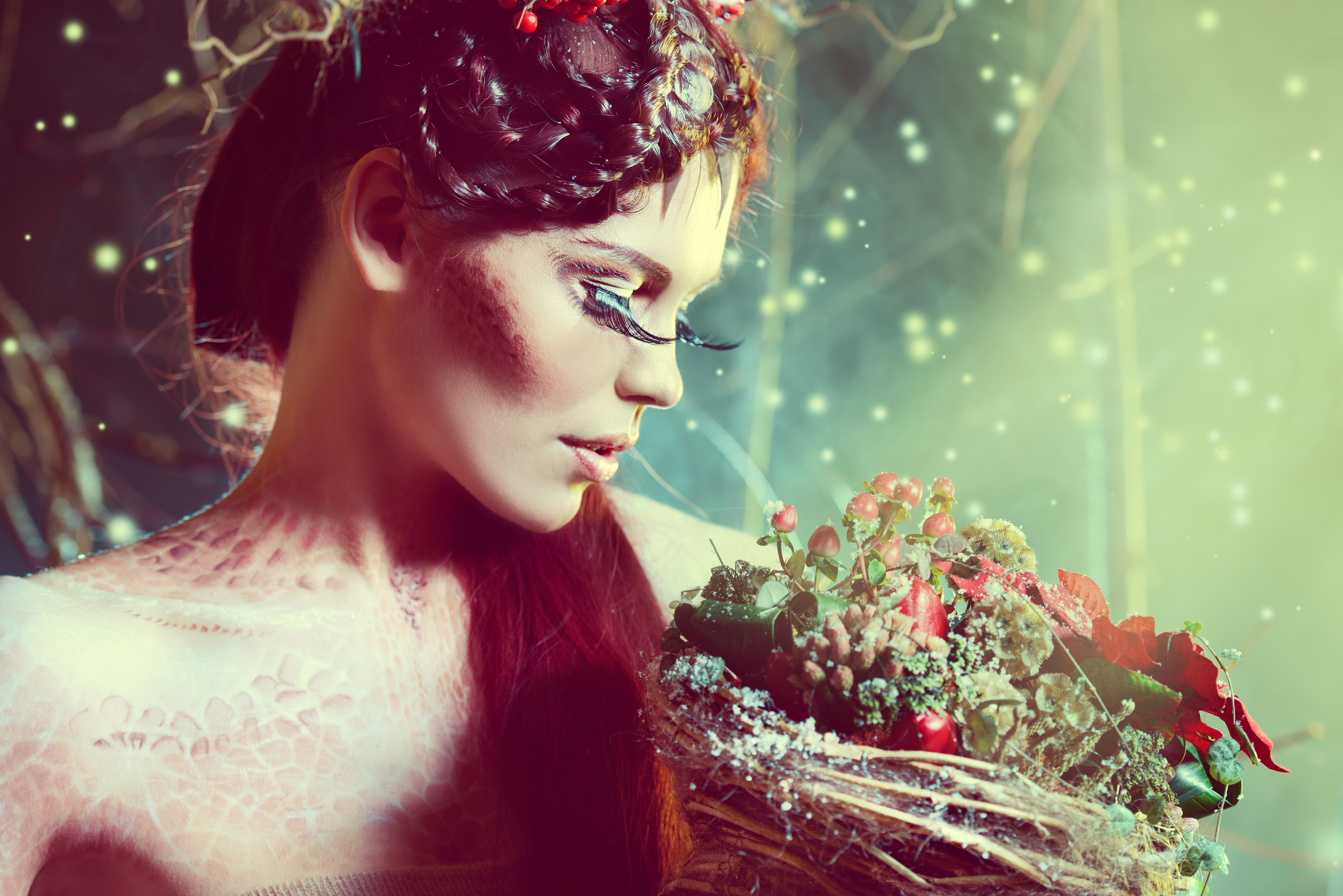 Sacrée femme – équilibre du féminin et du masculin