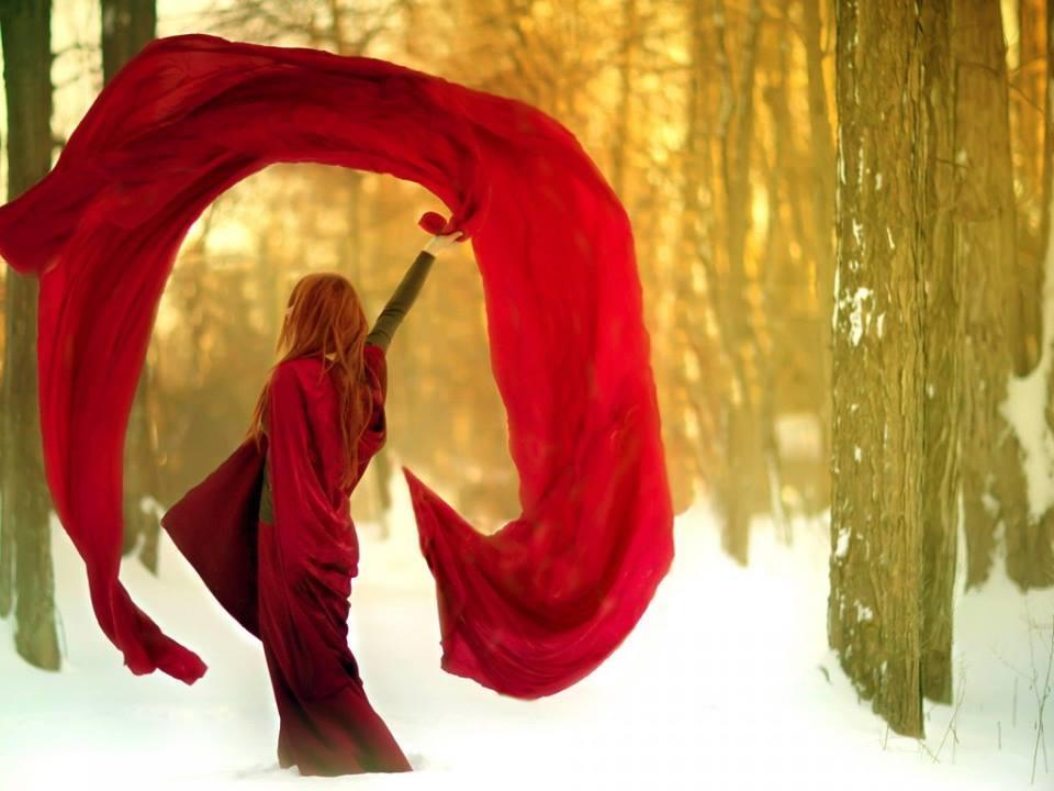 Lune Rouge avec Miranda Gray à Paris