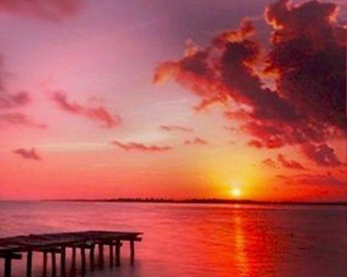 soleil solstice rouge atelier des ames